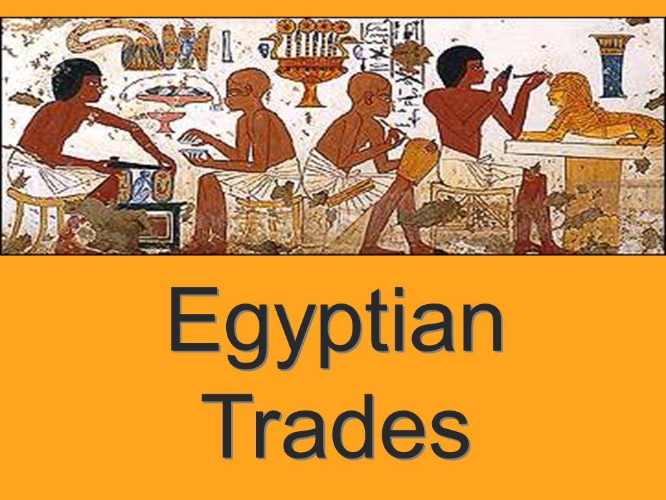 Egyptian Trades