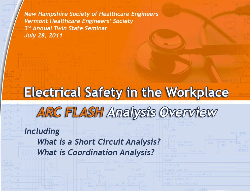 ON-SITE ELECTRICAL SAFETY TRAINING A balance of safety & technical training is essential for continuous improvement Designed to protect lives, prevent disabling injuries, and prevent damage to your facility & equipment.