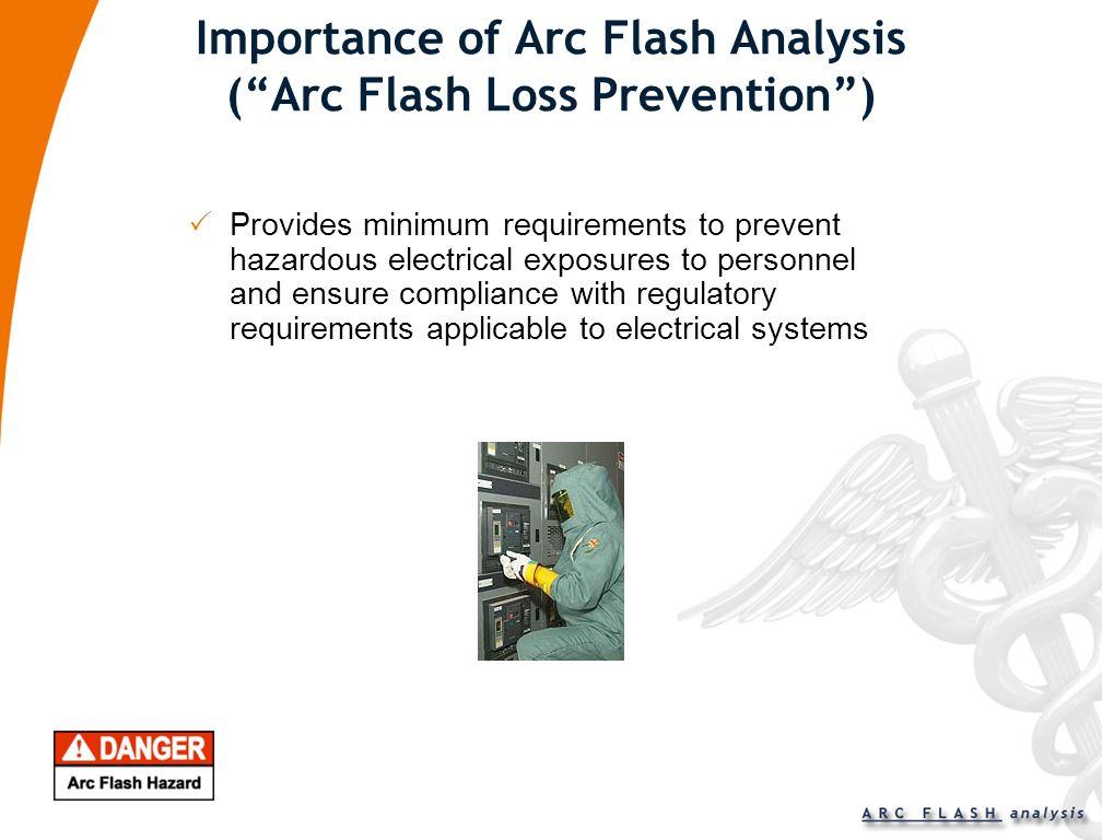 Sample Arc Flash Label