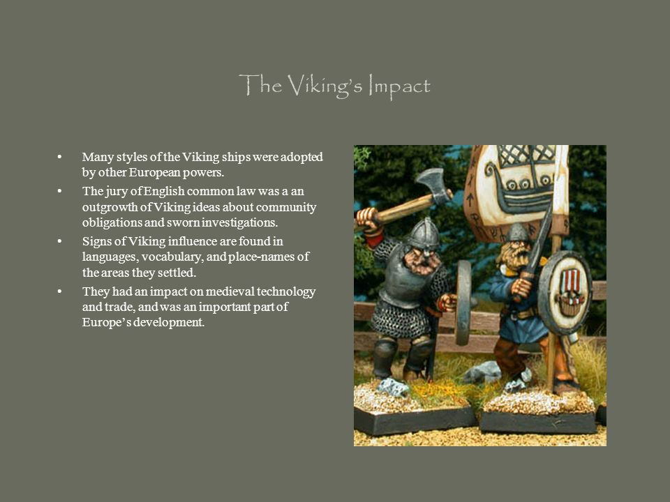 What happened to the Vikings? Vikings became citizens of many places in Europe. Many had become Christians back in their homelands. This lead to the d