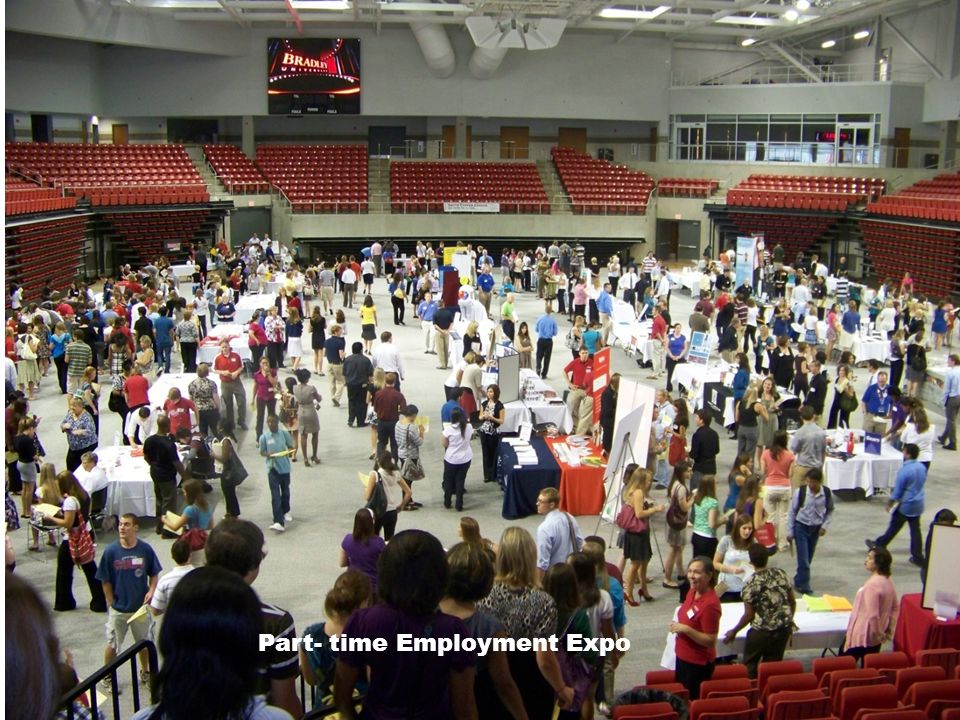 Part- time Employment Expo