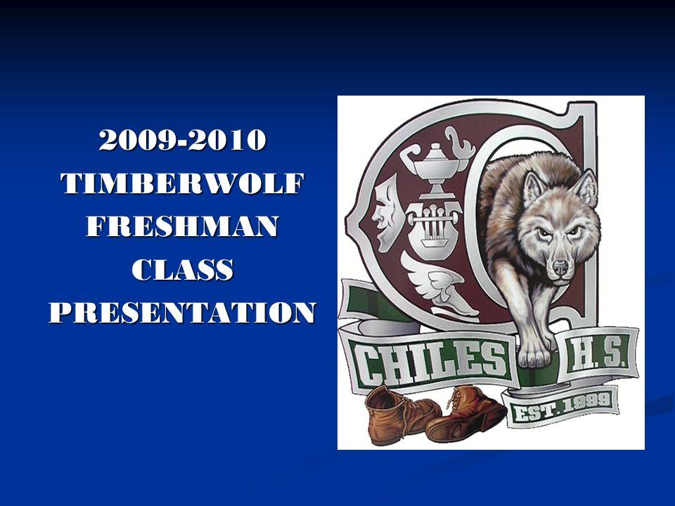 2009-2010TIMBERWOLFFRESHMANCLASSPRESENTATION