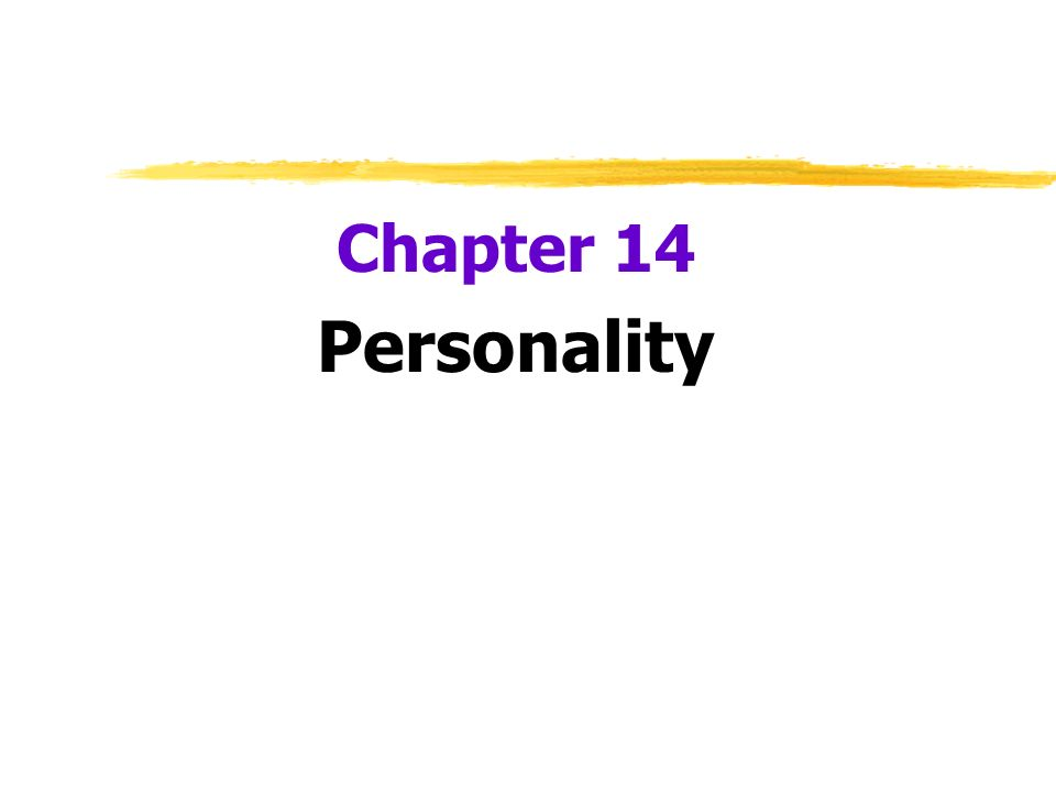 Personality- Summary The Four Perspectives on Personality Perspective Behavior Springs From Assessment Techniques Evaluation Psychoanalytic Unconscious conflicts Projective tests aimed at A speculative, hard-to-test between pleasure-seeking revealing unconscious theory with enormous cul- impulses and social restraints motivations tural impact Trait Expressing biologically (a)Personality inventories A descriptive approach crit- influenced dispositions, such that assess the strengths icized as sometimes under- as extraversion or introversion of different traits estimating the variability (b)Peer ratings of behavior of behavior from situation patterns to situation Humanistic Processing conscious feelings (a)Questionnaire A humane theory that about oneself in the light of assessments reinvigorated contemporary ones experiences (b)Empathic interviews interest in the self; criticized as subjective and sometimes naively self-centered and optimistic Social-cognitive Reciprocal influences between (a)Questionnaire assessments Art interactive theory that in- people and their situation, of peoples feelings of control tegrates research on learning, colored by perceptions of (b) Observations of peoples cognition, and social behavior, control behavior in particular criticized as underestimating situations the importance of emotions and enduring traits
