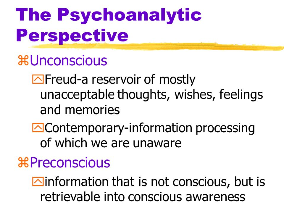 Social-Cognitive Perspective zReciprocal Determinism ythe interacting influences between personality, thinking, and environmental factors Internal personal/ cognitive factors (I think about /like volleyball) Behavior (Ill play volleyball) Environmental factors (volleyball playing friends)