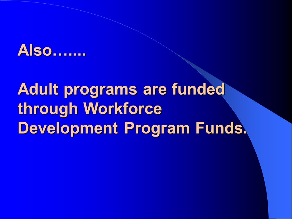 Are all instructional programs eligible for FTE funding through the FEFP? No. For example, Voluntary and School Readiness PreK students are funded thr