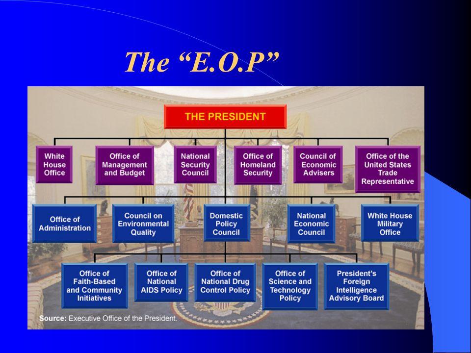 The E.O.P