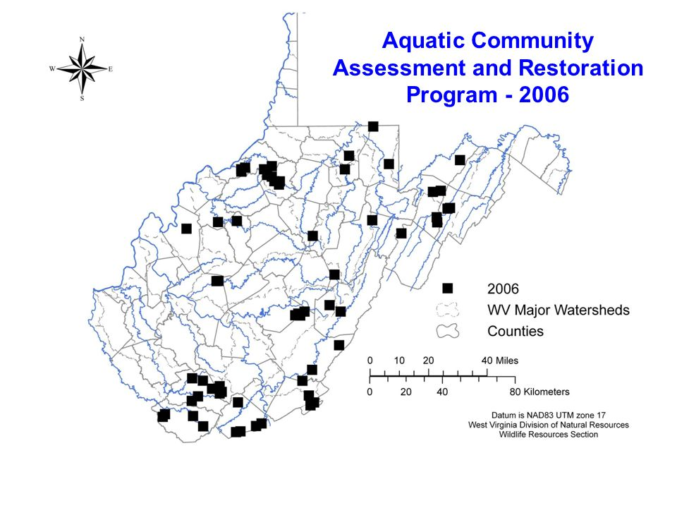 Aquatic Community Assessment and Restoration Program