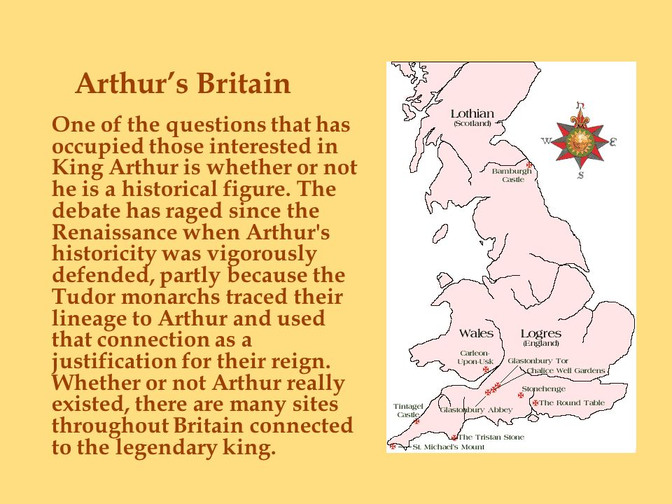 One of the questions that has occupied those interested in King Arthur is whether or not he is a historical figure. The debate has raged since the Ren