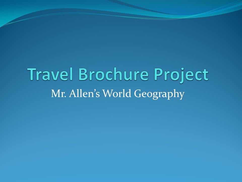 Mr. Allens World Geography