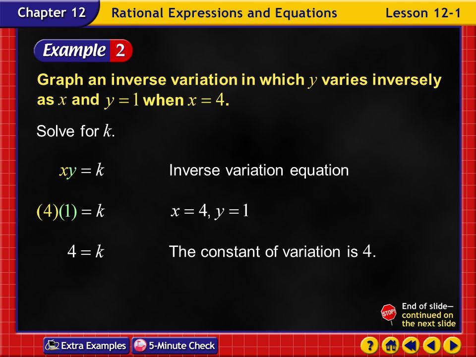 Example 1-1e Answer: