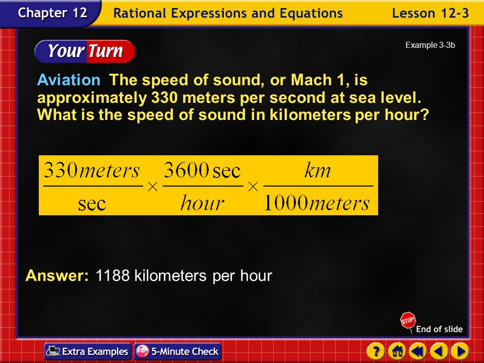 Answer:The escape velocity is 11,200 meters per second. Example 3-3a 1120 10 1 1 Simplify. Multiply.