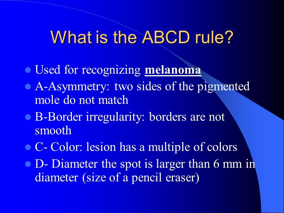Skin-Melanocytic Tumors