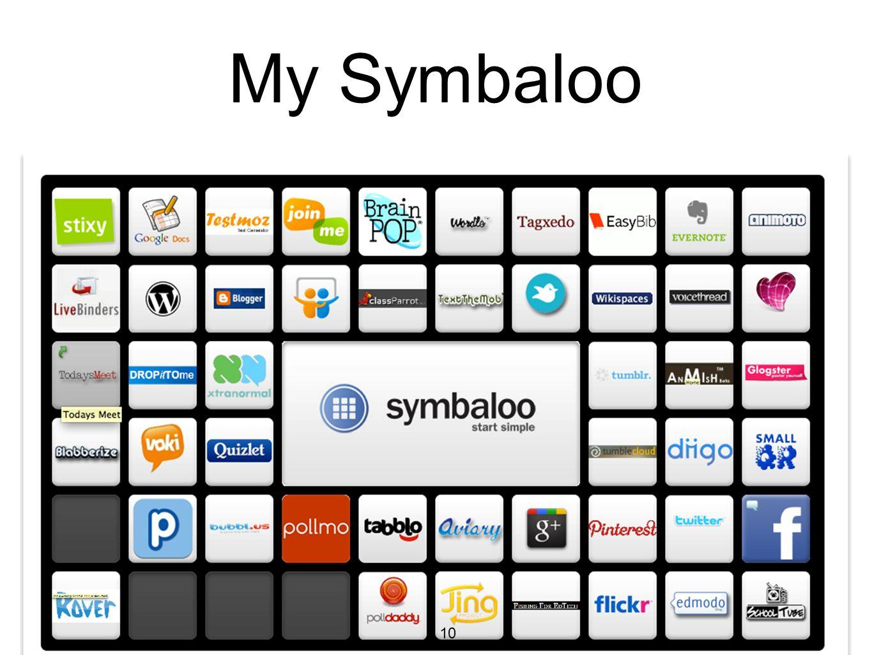 My Symbaloo 10