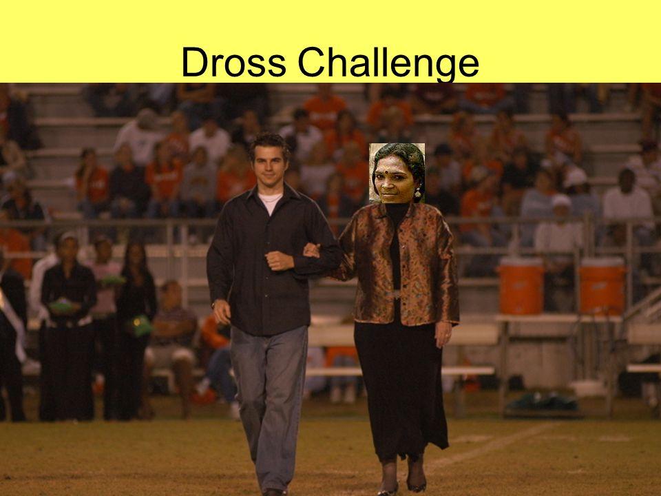 Dross Challenge