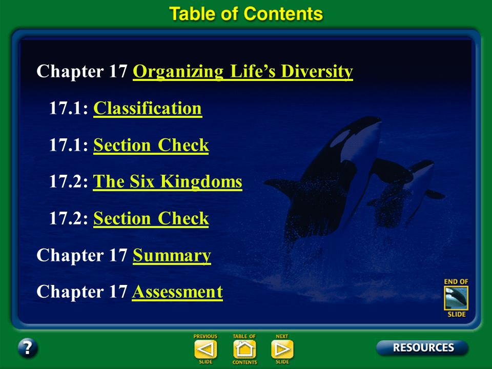 Unit Overview – pages 366-367 Change Through Time The History of Life The Theory of Evolution Primate Evolution Organizing Lifes Diversity