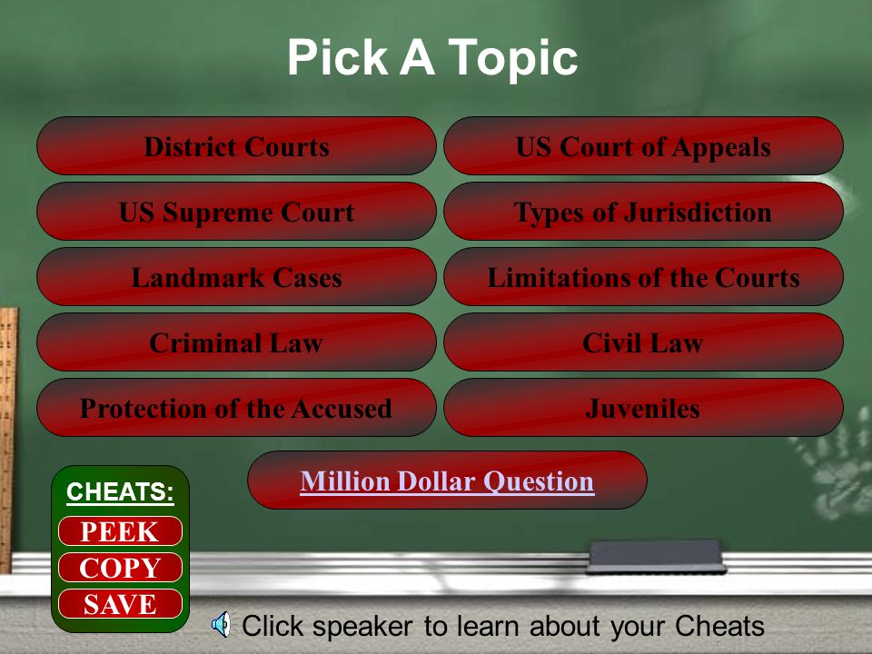 7 7 th The Judicial Branch & Legal Rights/Responsibilities