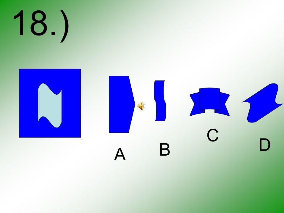 17.) A. 1:05 B. 5:25 C.1:25 D.5:05