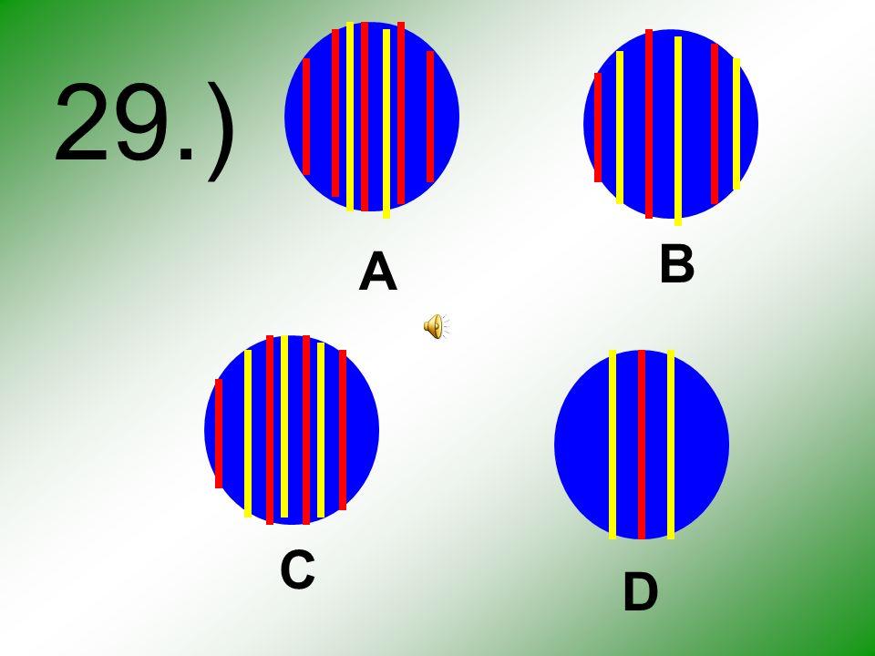 28.) A.581 B. 689 C.187 D.781