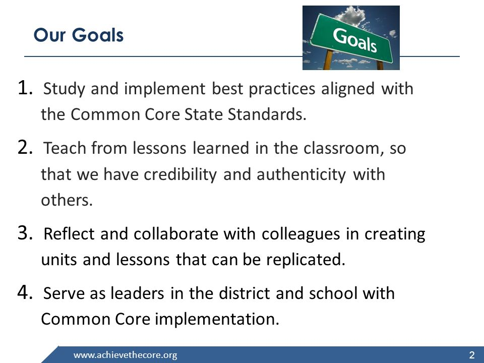 www.achievethecore.org Core Understanding and Key Ideas Reverse-engineered or backwards-designed Crucial for creating an overarching set of successful questions Critical for creating an appropriate culminating assignment 13