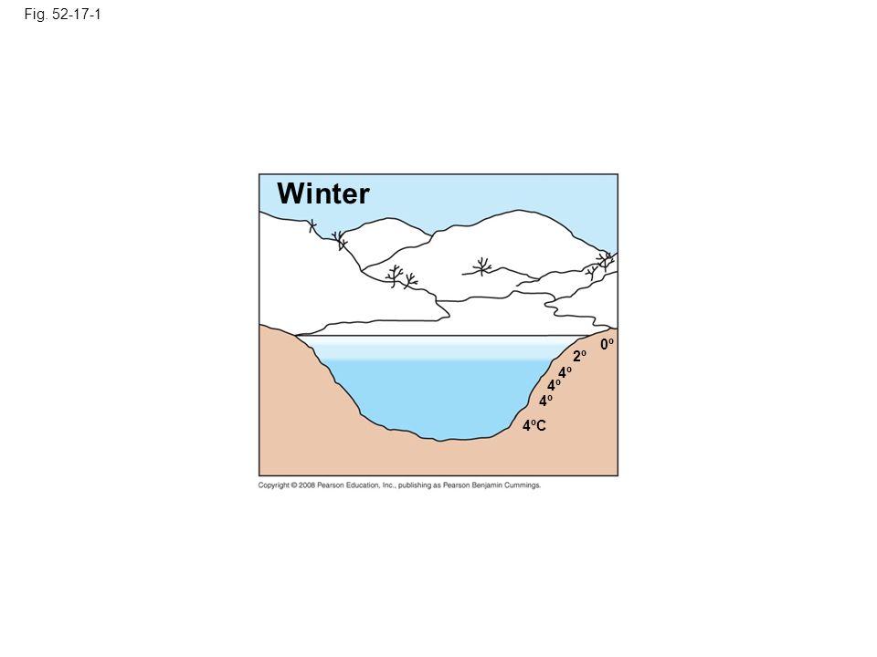 Fig. 52-17-1 Winter 0º 2º 4º 4ºC