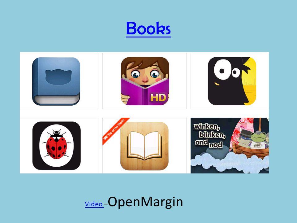 Books Video Video – OpenMargin