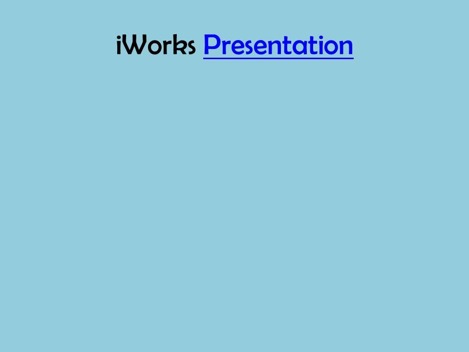 iWorks PresentationPresentation