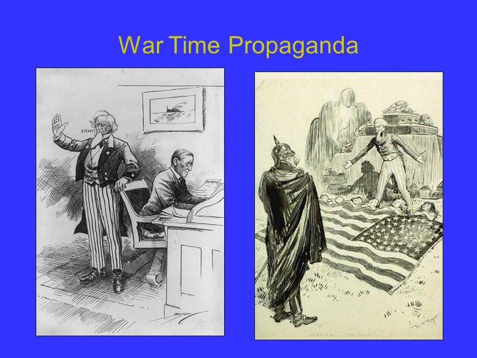 War Time Propaganda