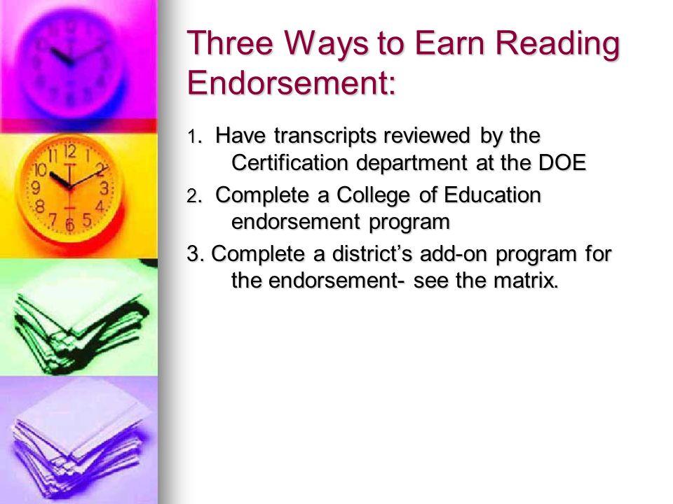 Certification vs.