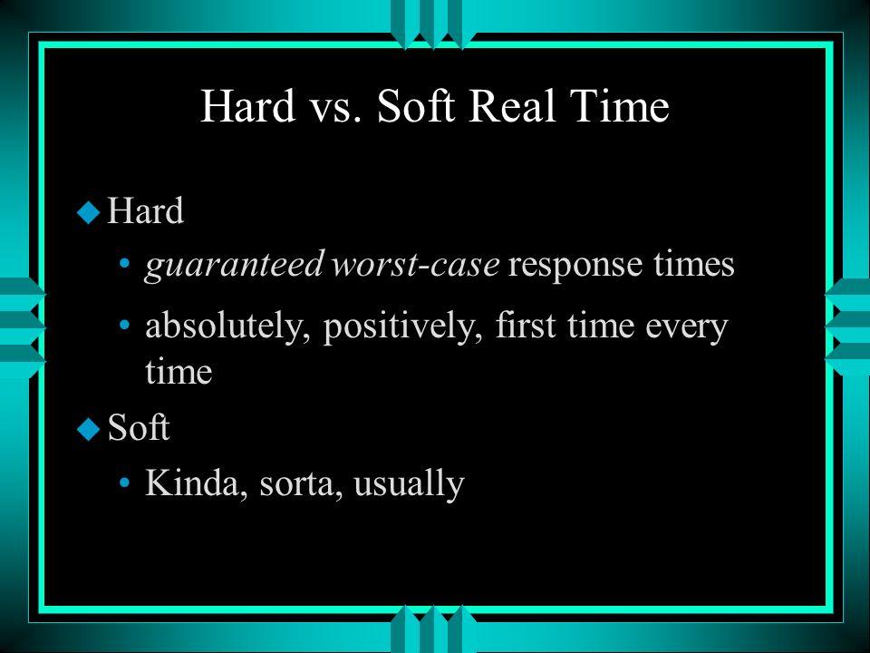 Hard vs.