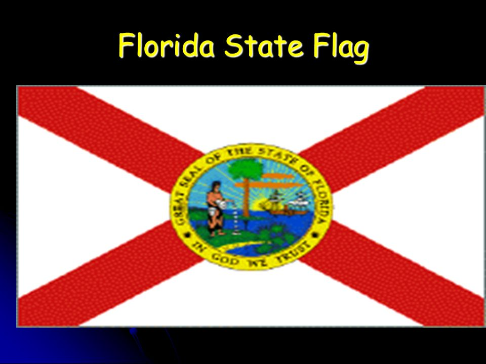Florida, a state of the southeast United States bordering on the Atlantic Ocean and the Gulf of Mexico.