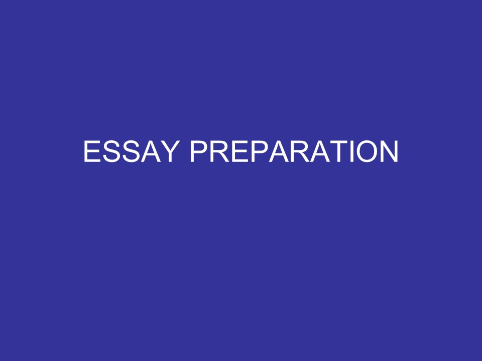 questions to ask about your essay