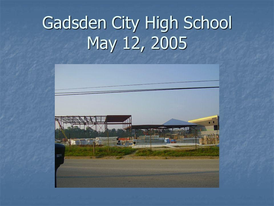 Gadsden City High School May 12, 2005