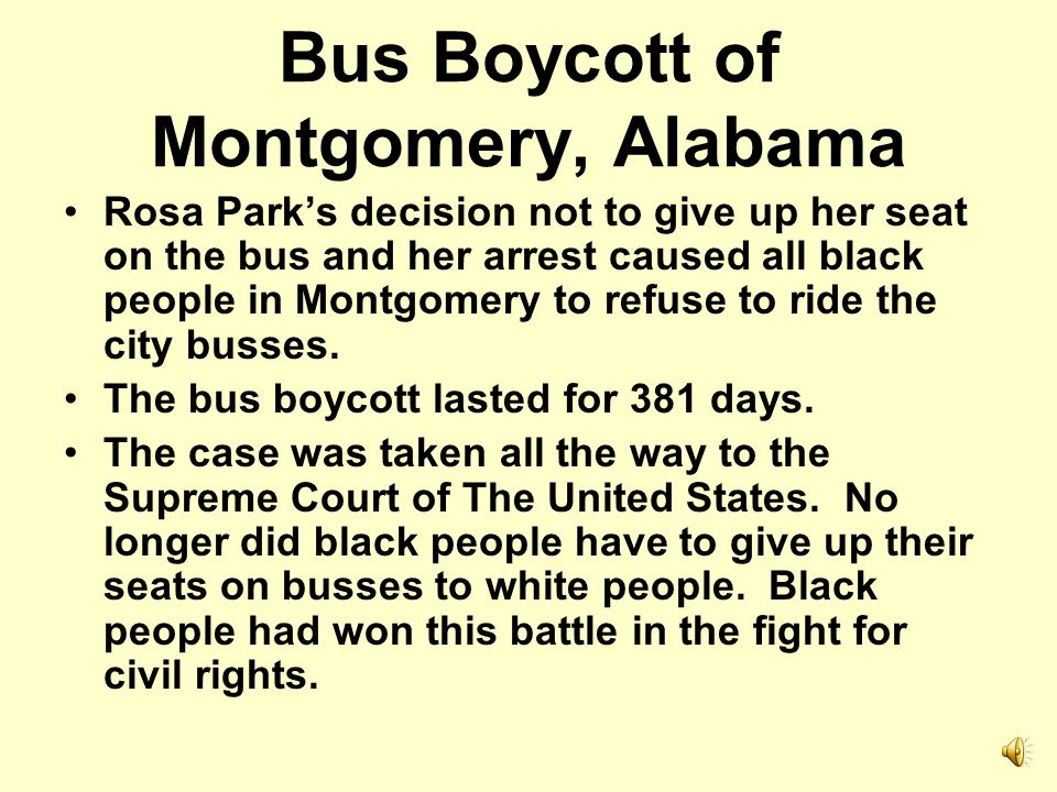 Rosa Parks Gets Arrested On December 1,1955, Rosa was coming home from her job at a department store. She got on a crowded bus and sat down in the mid