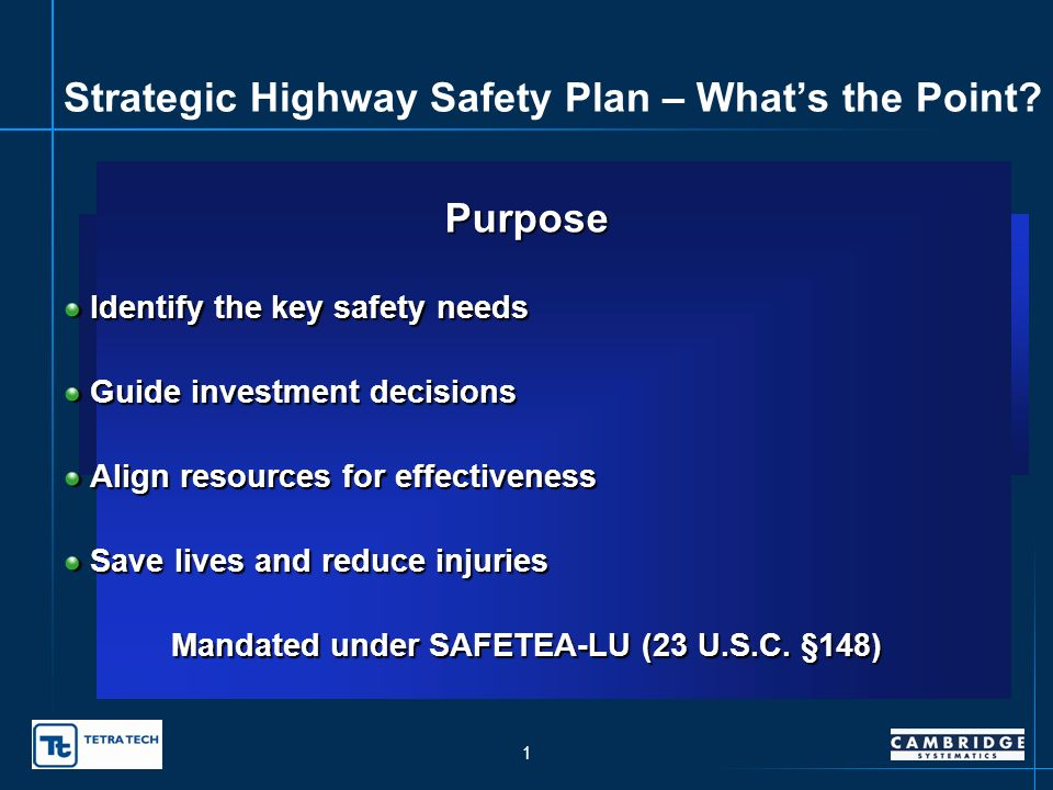Oklahoma Strategic Highway Safety Plan presented to SHSP Leadership Group SHSP Working Group presented by Susan HerbelSam Lawton, Cambridge Systematics, Inc.