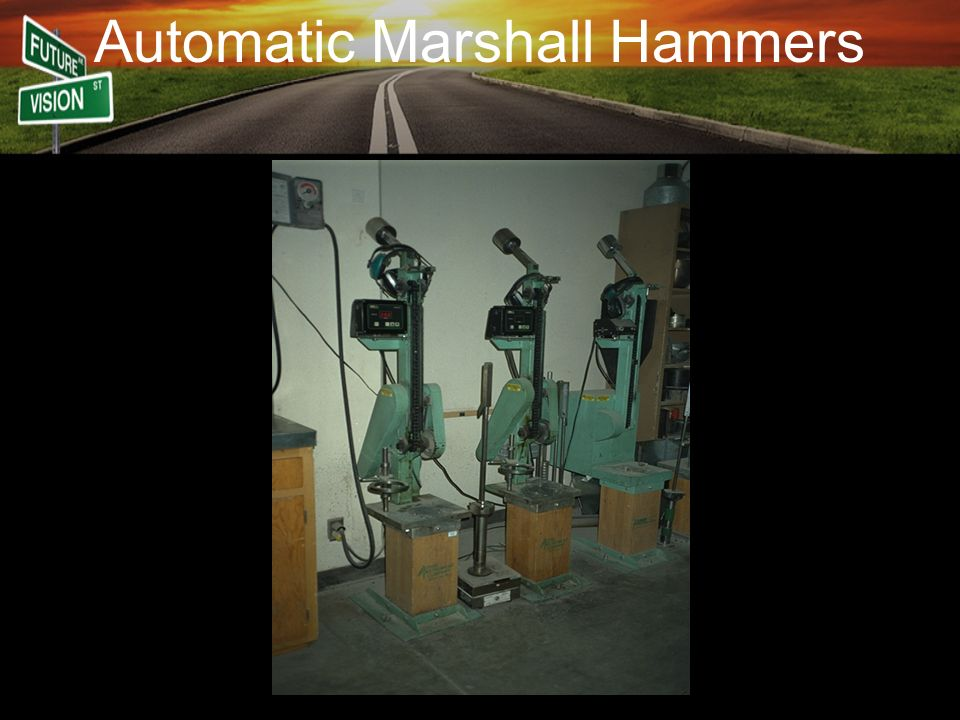 Automatic Marshall Hammers