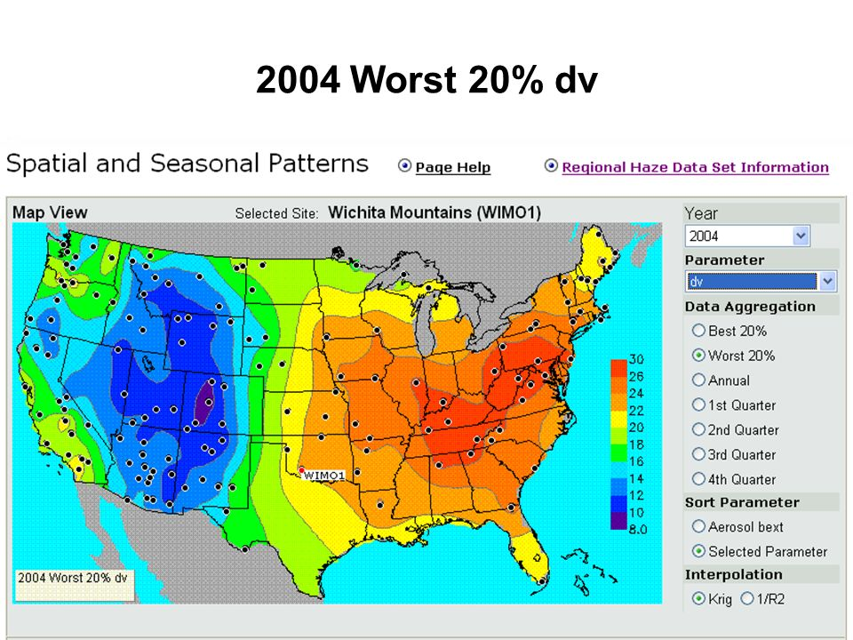 2004 Worst 20% dv