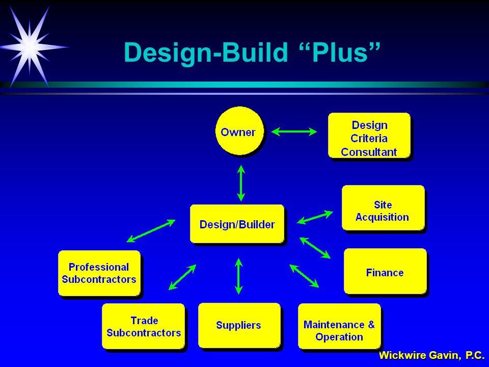 Wickwire Gavin, P.C. Design-Build Plus