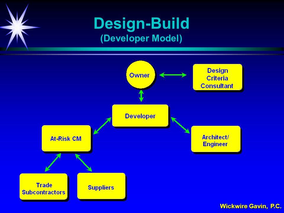 Wickwire Gavin, P.C. Design-Build (Developer Model)
