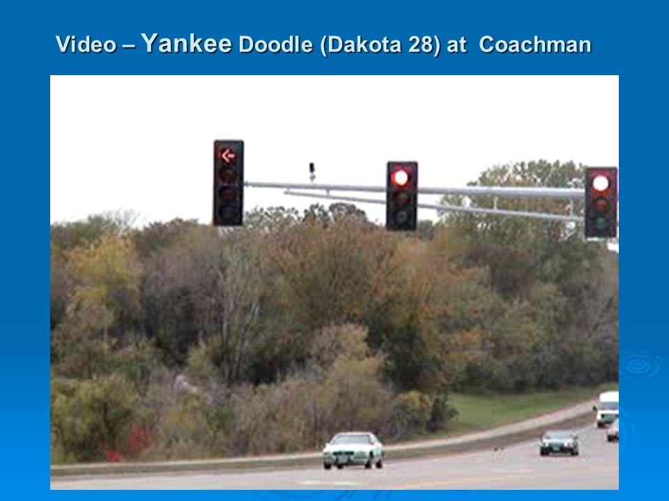 Video – Yankee Doodle (Dakota 28) at Coachman
