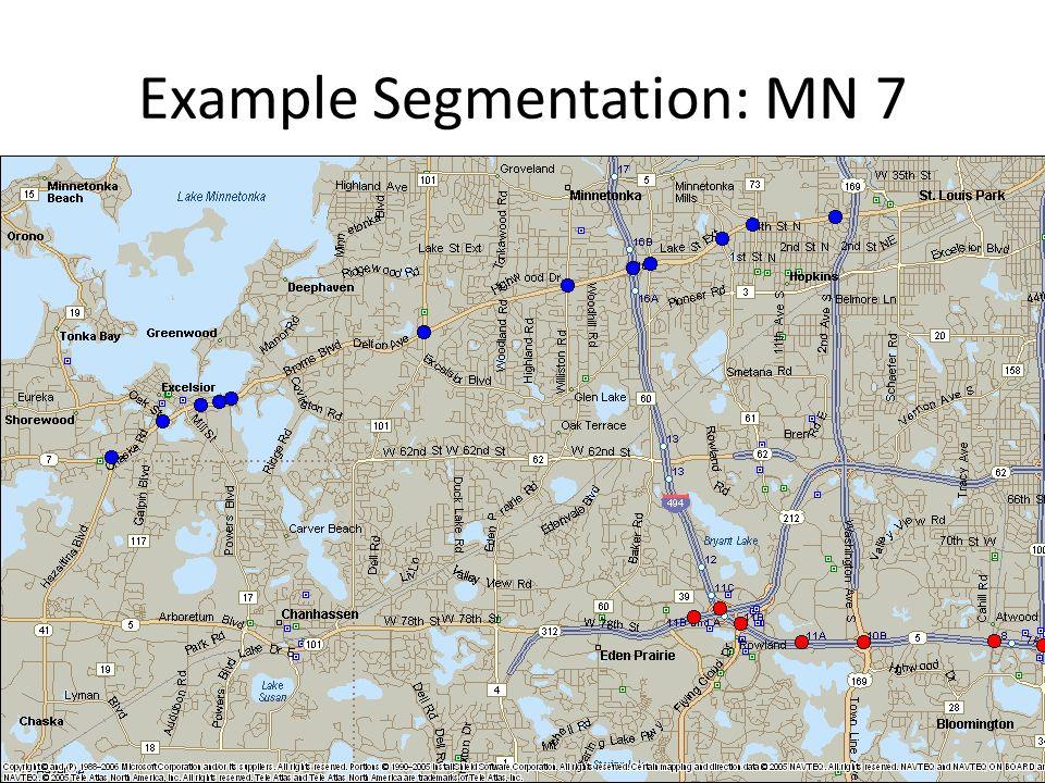 Example Segmentation: MN 7 7