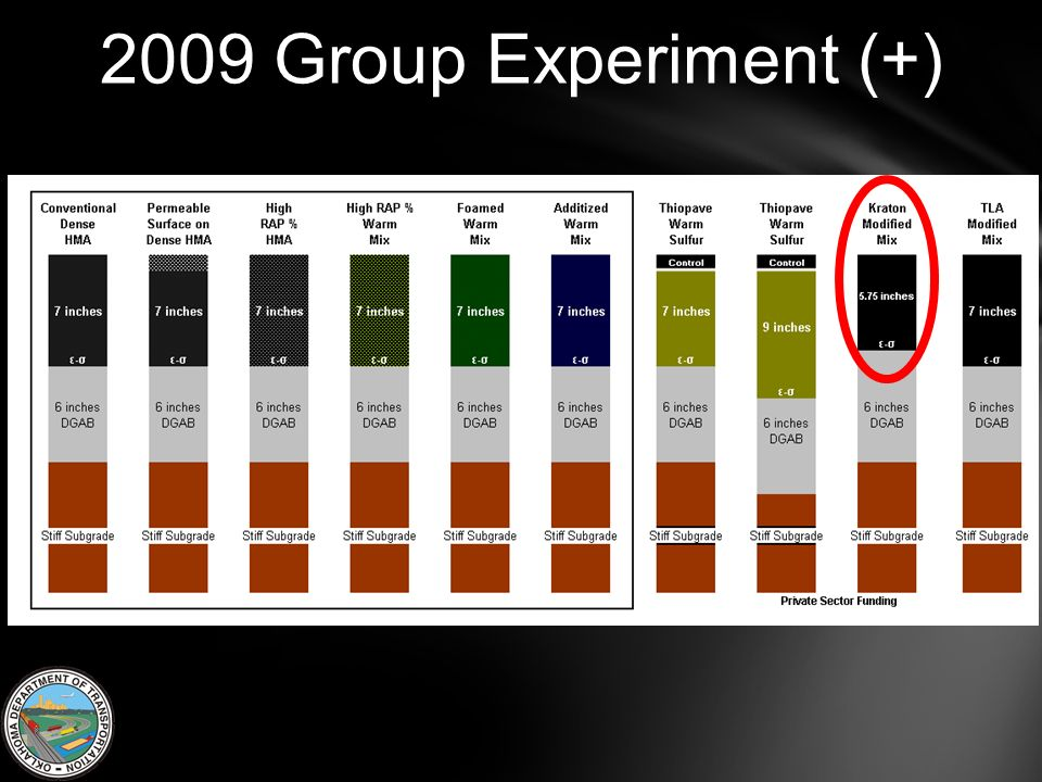 2009 Group Experiment (+)