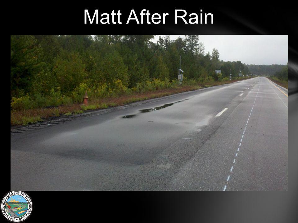 Matt After Rain