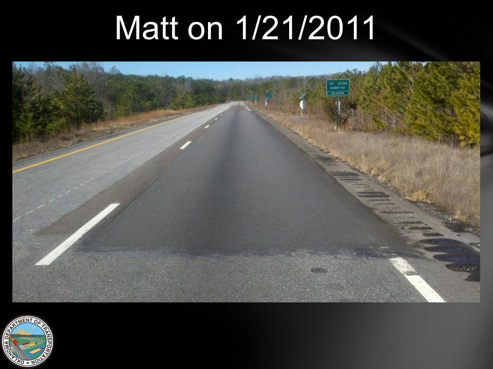 Matt on 1/21/2011