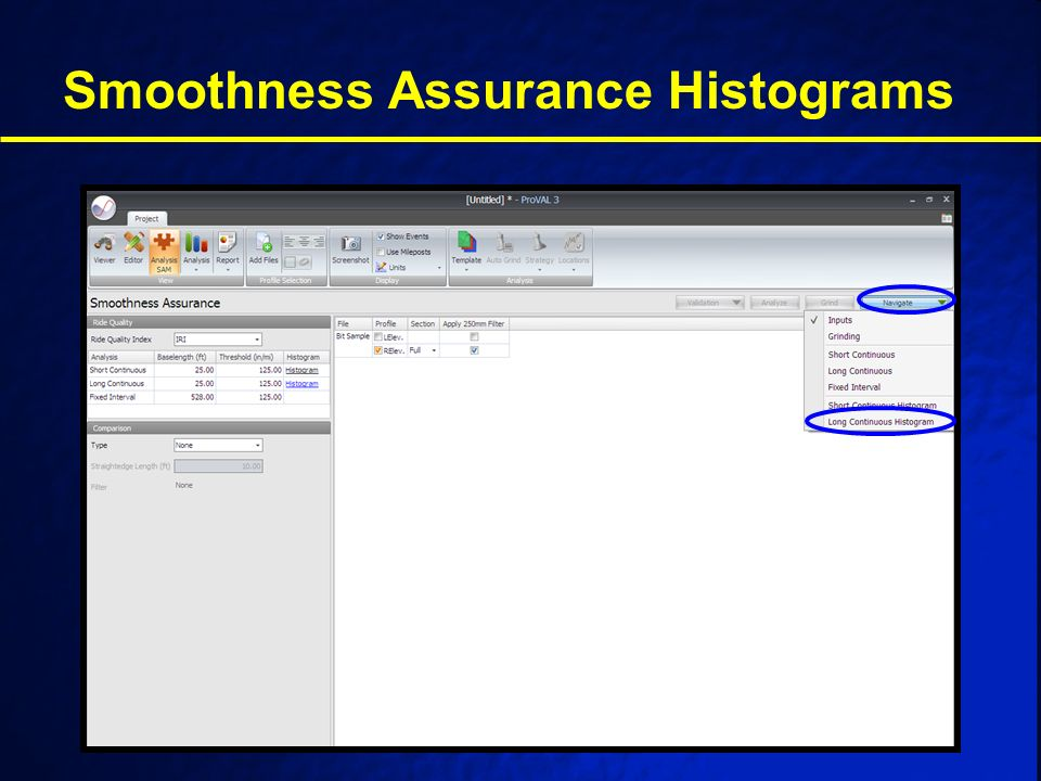 Smoothness Assurance Histograms