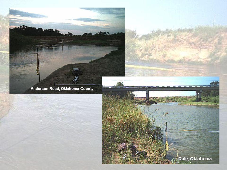 Anderson Road, Oklahoma County Dale, Oklahoma