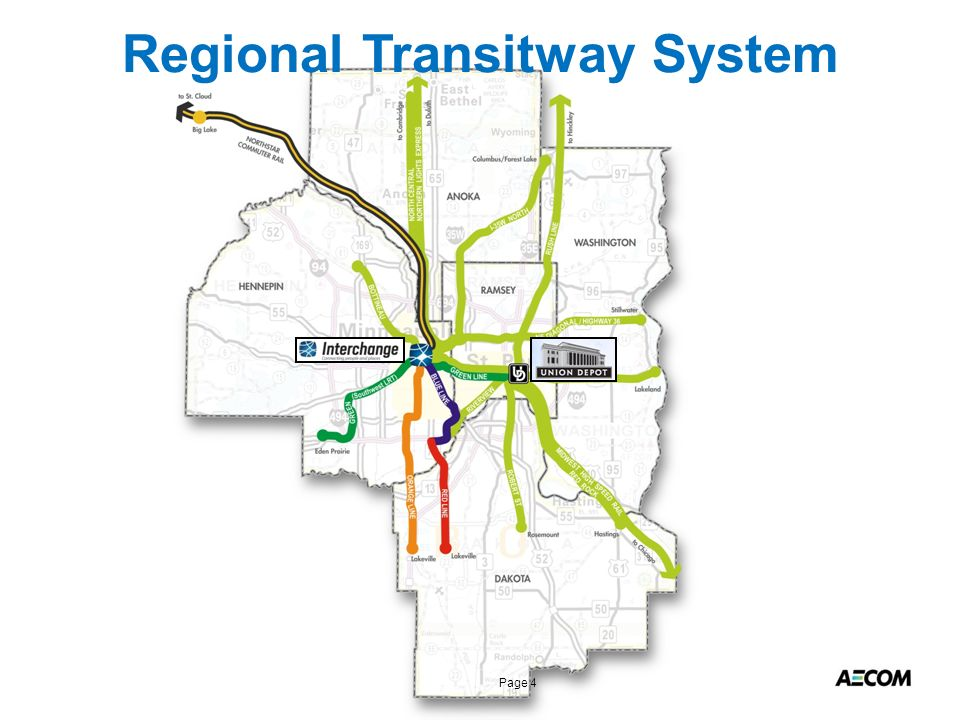 Page 4 Regional Transitway System