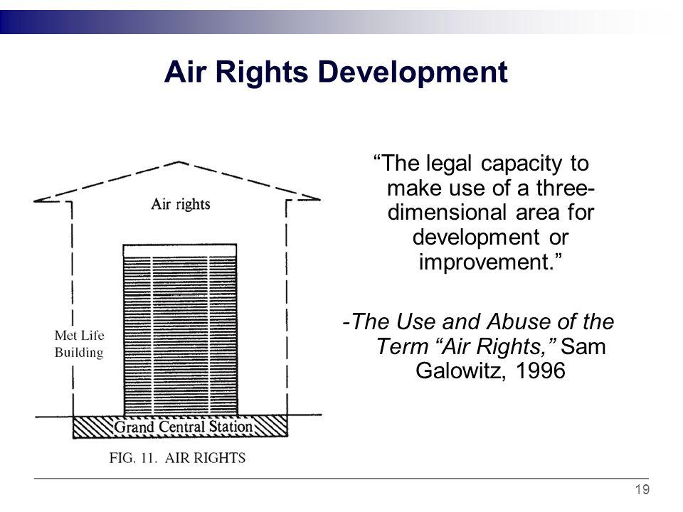 Mechanisms of Joint development 18
