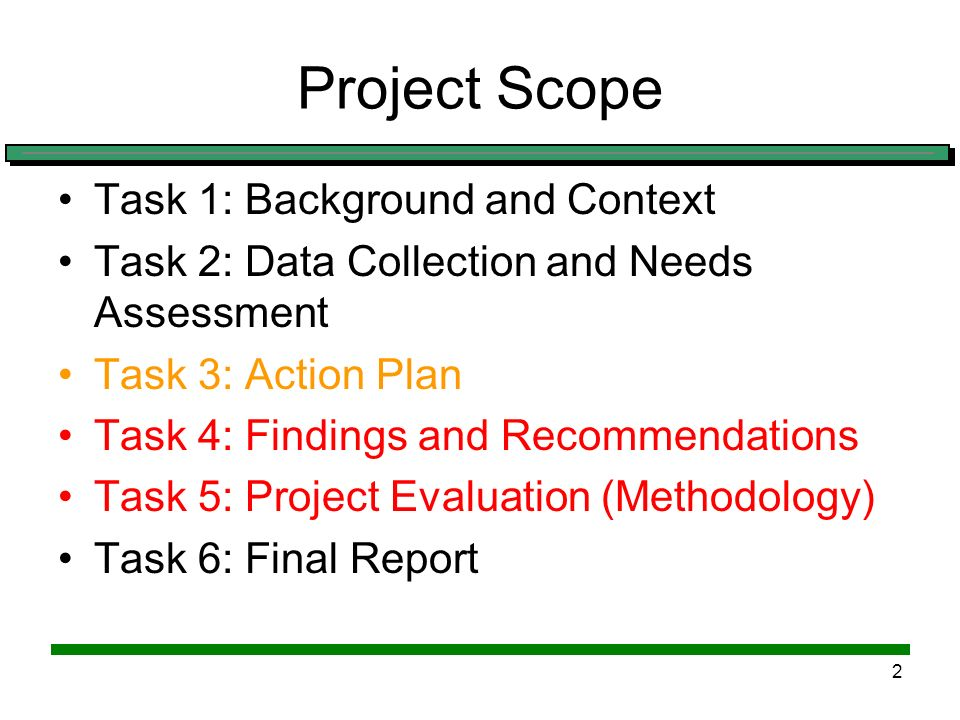 1 Agenda Review of Scope Progress to Date: –Overview of Technical Memorandum #4 Current Program Issues-Updates on Fargo/Twin Cities, and Duluth/Twin C