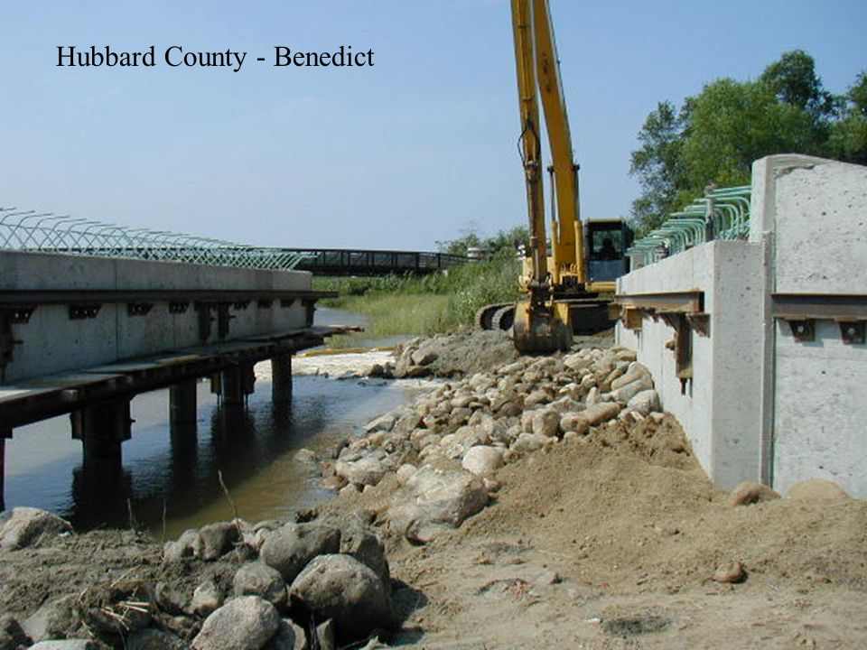 Hubbard County - Benedict