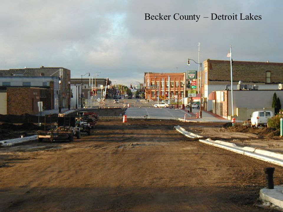 Becker County – Detroit Lakes